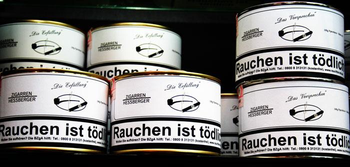 Zigarren Hessberger empfiehlt die Zigarren Hessberger eigen Marken für Pfeifen raucher mit hohen ansprüchen