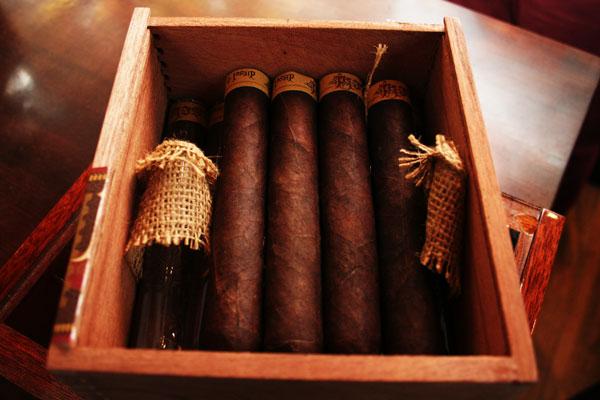 Zigarren Herstellung - Wie werden Zigarren hergestellt Blog Beitrag von Zigarren Hessberger