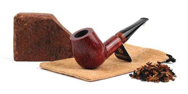 Pfeife aus dem Pfeifensortiment von Zigarren Hessberger