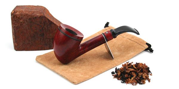 Sherlock Holmes Format Pfeife