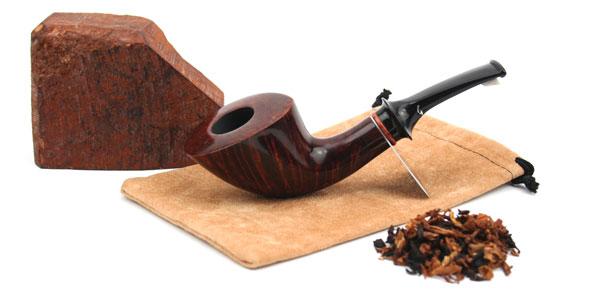 elegantes Pfeifen Format bei Zigarren Hessberger in Bielefeld